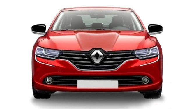 Prawdopodobny wygląd przodu Renault Laguny IV