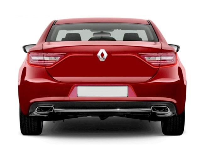 Prawdopodobny wygląd tyłu Renault Laguny IV