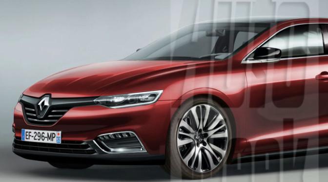 Nowe Renault Laguna IV (2015) – zdjęcia szpiegowskie i wizje pokazują nam czego możemy się spodziewać po wersji produkcyjnej