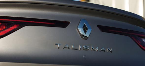 Tylna klapa w Renault Talisman