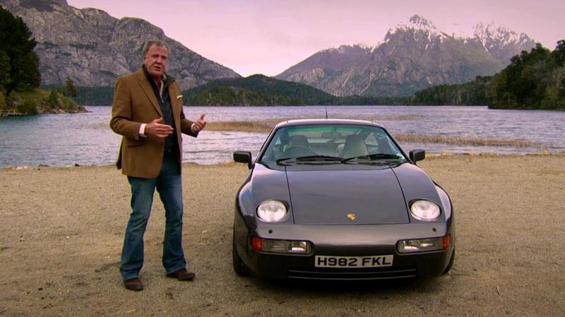 Wyprawa do Patagonii w Porsche 928