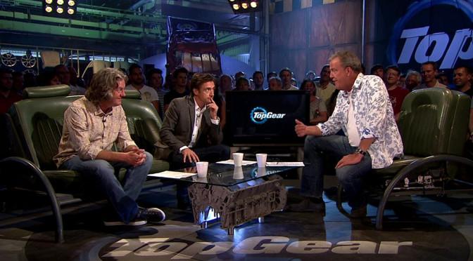 Na Top Gear bez Jeremy'ego Clarksona nie zgadzają się jego koledzy – James May i Richard Hammond