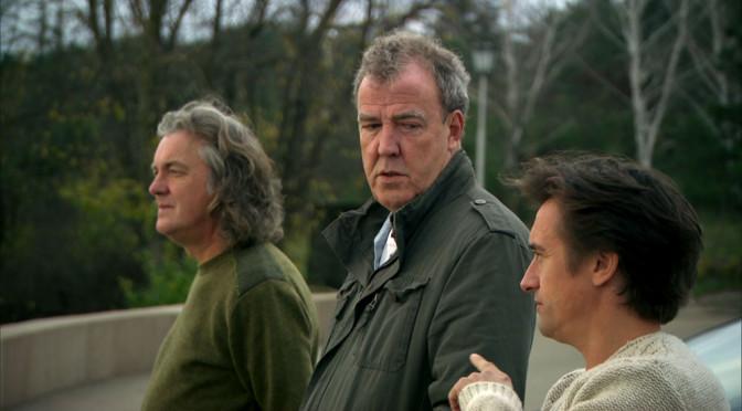 Co czeka na nas w odcinkach 8 i 9 serii 22 Top Gear jeśli zostaną one wyemitowane w przyszłości?