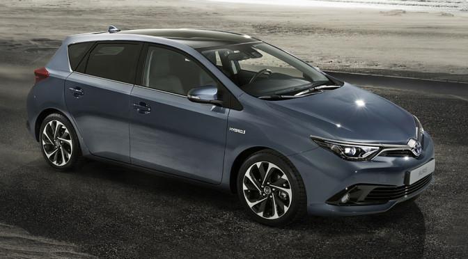Nowa Toyota Auris, a w niej silnik benzynowy 1.2 Turbo debiutuje w Genewie – downsizing dopadł też Japończyków
