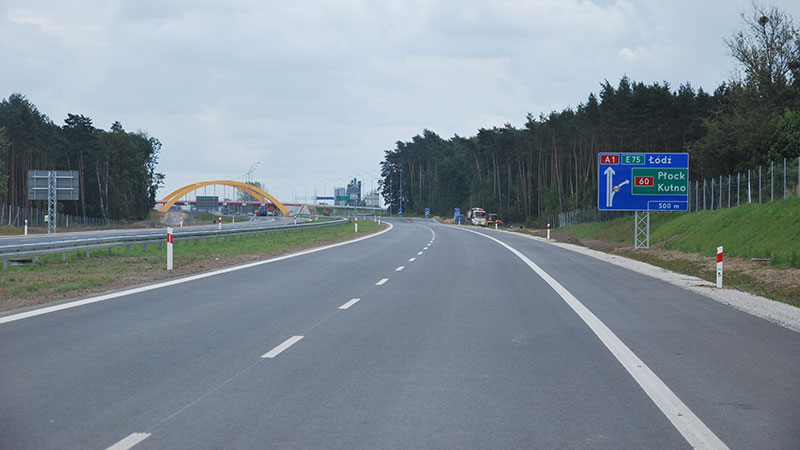 Autostrada A1 Kowal - Stryków