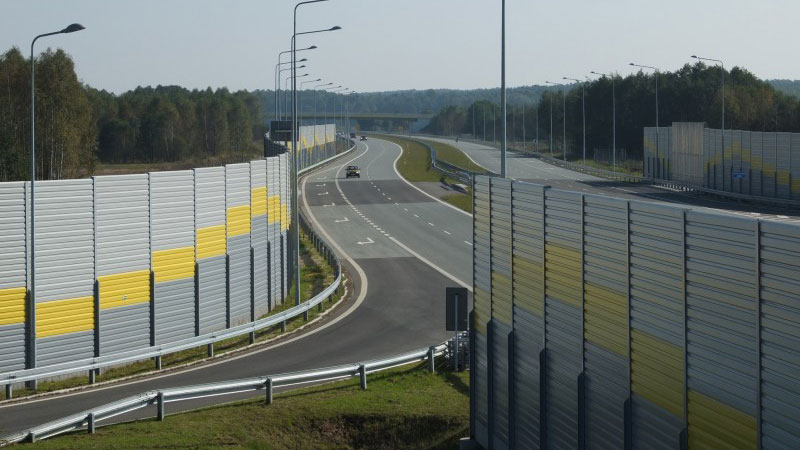 Nowa droga ekspresowa w Polsce - S8 w województwie Łódzkim