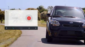 Android Auto, czyli smartfon i samochód połączone razem