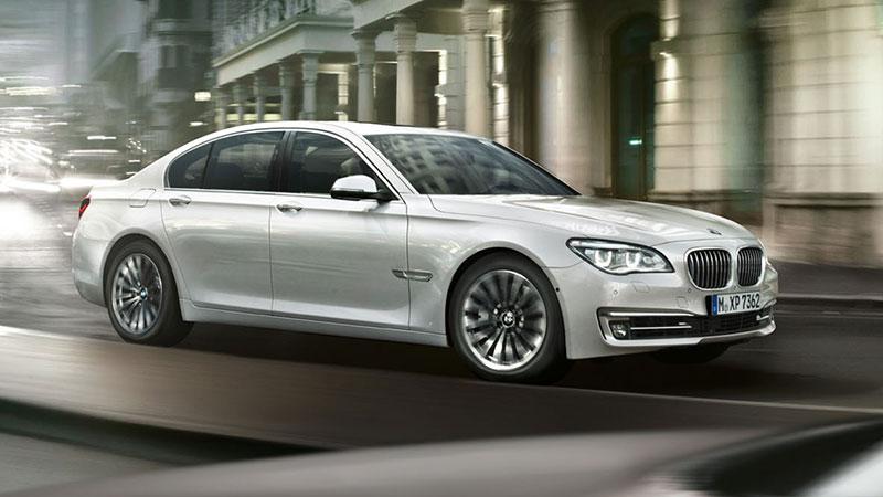BMW 7er F01 - obecna generacja Serii 7