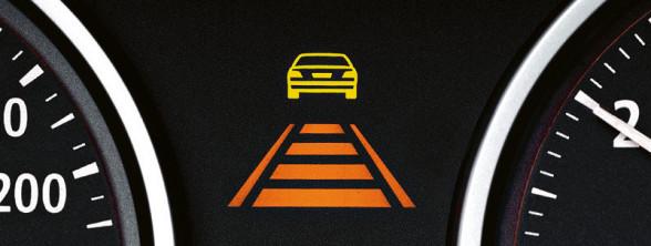 BMW Active Cruise Control - aktywny tempomat