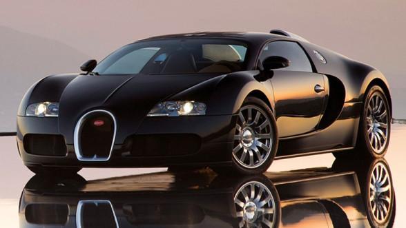 Bugatti Veyron - jeden z najszybszych samochodów na świecie