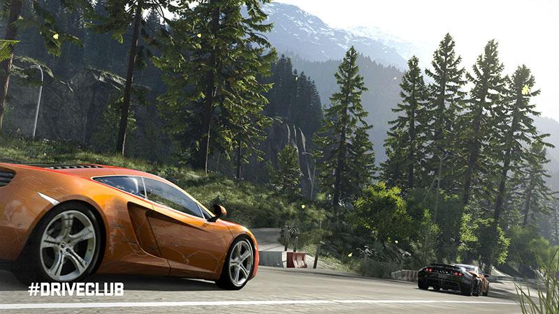 Malownicze trasy Kanady w DriveClub na PlayStation 4