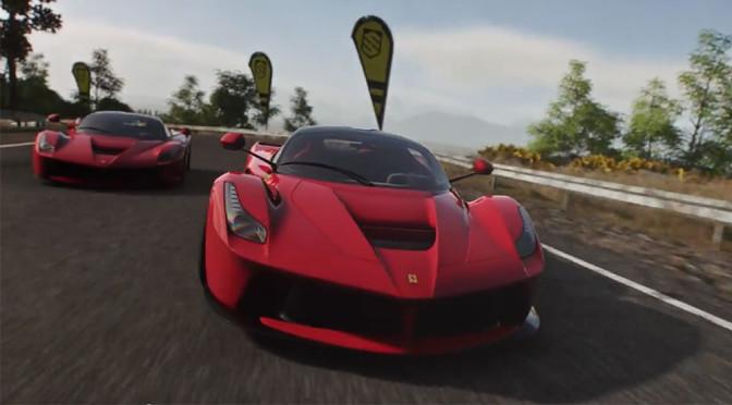 Ferrari LaFerrari za darmo w DriveClub z patchem 1.14. Ale trzeba się trochę postarać