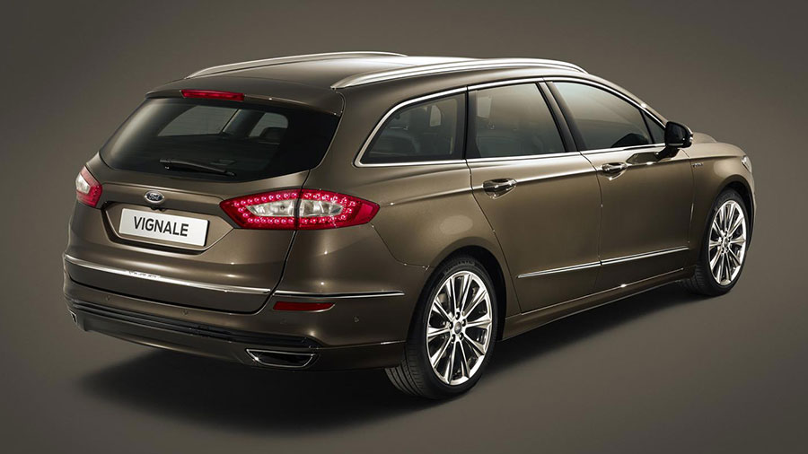 nowy ford mondeo vignale to atak na klas premium. Black Bedroom Furniture Sets. Home Design Ideas