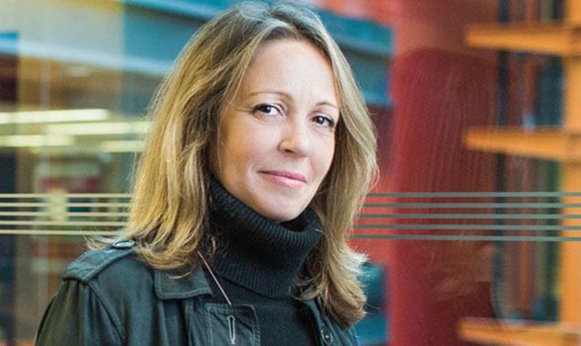 Kim Shillinglaw - szefowa BBC Two