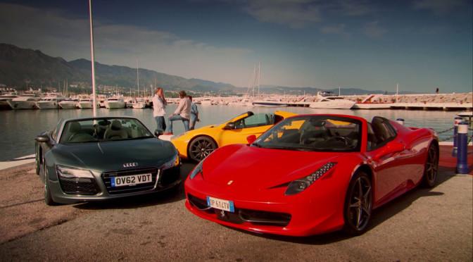 Muzyka w Top Gear - kolejny przykład wyjątkowości tego programu motoryzacyjnego