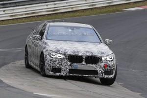 Nowa generacja BMW 7er (2016) - tak wygląda przód samochodu