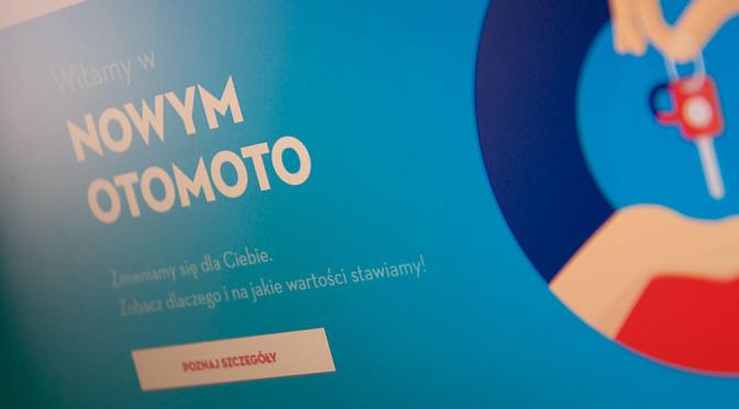 Nowe OtoMoto wygląda naprawdę świetnie. Takie zmiany lubię