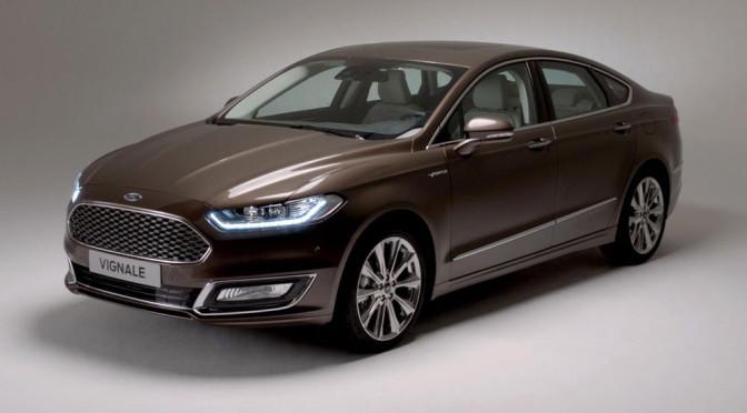 Nowy Ford Mondeo Vignale to atak na klasę Premium, ale czy z szansami na powodzenie?