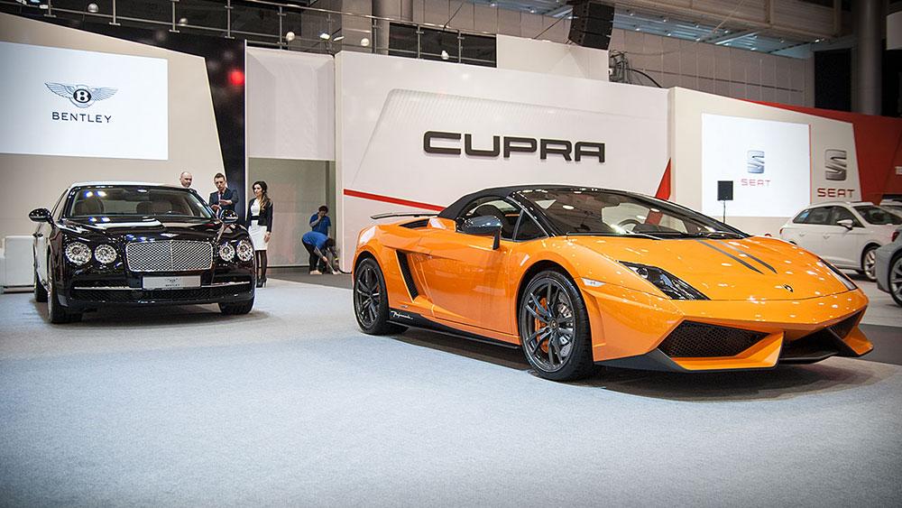 Luksus w najlepszym wydaniu - Lamborghini i Bentley