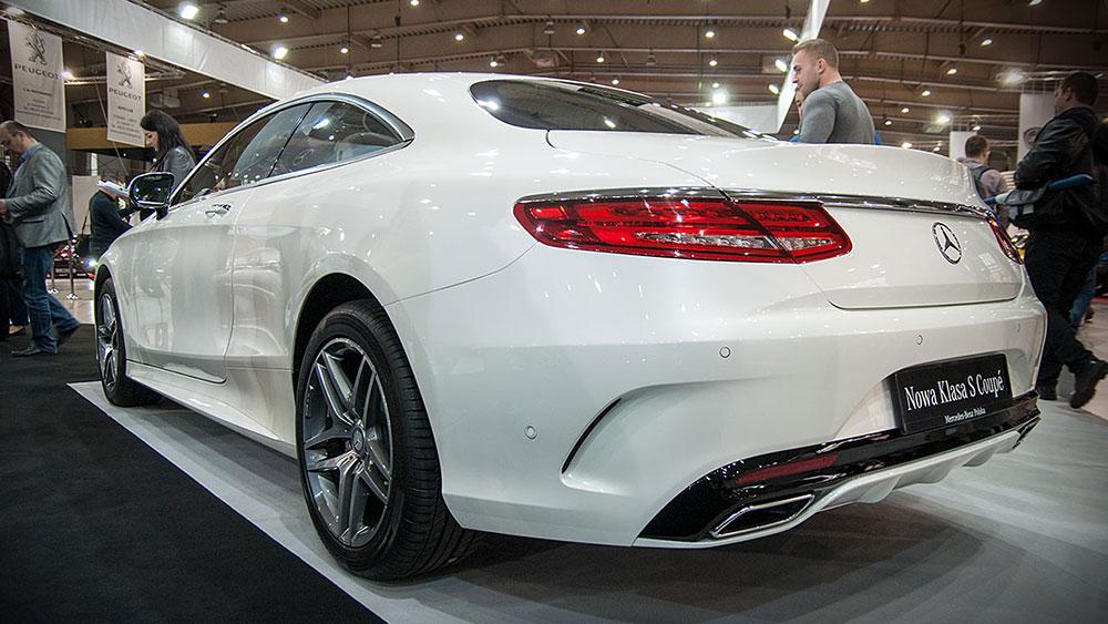 Premiera Mercedesa Klasy S Coupe