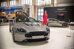 Sportowy Aston Martin V12 Vantage S