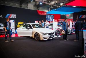 Poznań Motor Show 2015 - imponujące stoisko BMW