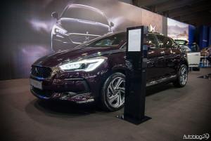 Model DS5 na Poznań Motor Show 2015