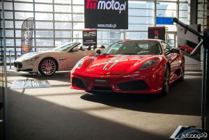 Ferrari na Poznań Motor Show 2015