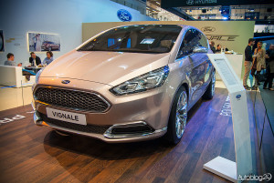 Ford Vignale na Poznań Motor Show 2015