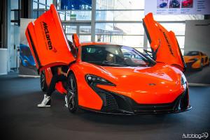 McLaren 650S Coupe - przód
