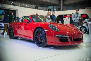 Porsche 911 Targa w Poznaniu