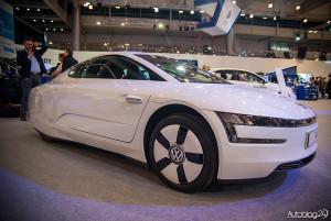 Volkswagen XL1 concept na Poznań Motor Show 2015