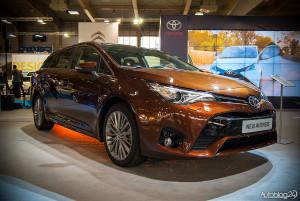Nowa Toyota Avensis - polska premiera na Poznań Motor Show 2015