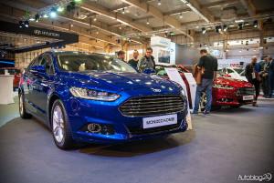 Nowy Ford Mondeo na Poznań Motor Show 2015