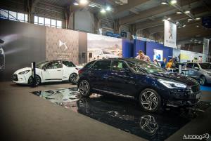 Stosiko marki DS na Poznań Motor Show 2015