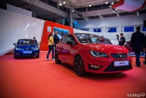 Seat na Poznań Motor Show 2015