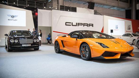 Na Poznań Motor Show 2015 można spotkać piękne samochody