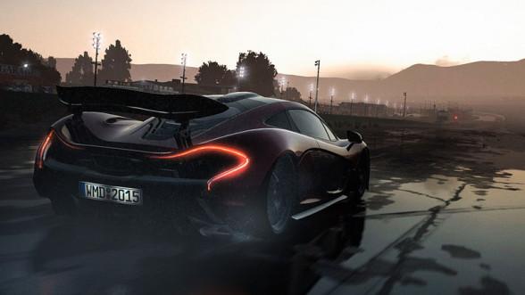 Project CARS - McLaren będzie dostępny w grze
