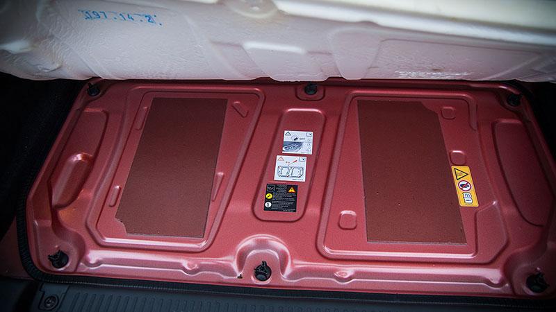 Silnik w III geeneracji Renault Twingo umieszczony jest z tyłu