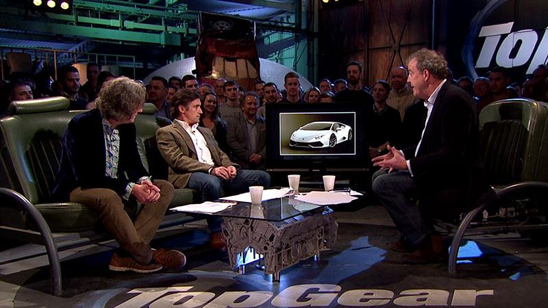 Top Gear - zapowiedź Lamborghini Huracan