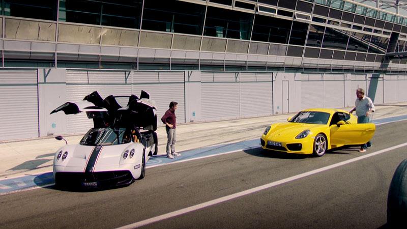 Top Gear Perfect Roadtrip (2013) wydane zostało początkowo na DVD i Blu-Ray