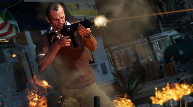 Premiera oraz instalacja Grand Theft Auto V na PC – mój komentarz w Wahacz TV