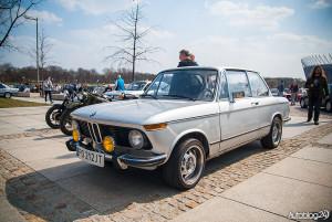 Youngtimer Warsaw 2015 - rozpoczęcie sezonu - klasyczne BMW E114