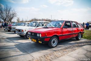 Youngtimer Warsaw 2015 - rozpoczęcie sezonu - 09 - klasyczne polskie samochody