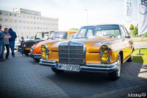 Auto Nostalgia 2015 - 01 - Klasyczny Mercedes