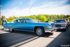 Auto Nostalgia 2015 - 02 - Amerykańskie samochody