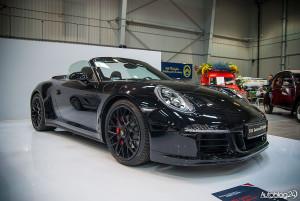 Auto Nostalgia 2015 - 13 - nowe Porsche 911 Carrera GTS
