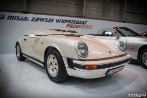 Auto Nostalgia 2015 - 14 - unikalne Porsche 911 Speedster Prototype