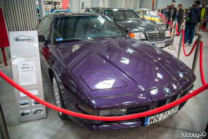 Auto Nostalgia 2015 - 21 - piękne BMW Serii 8