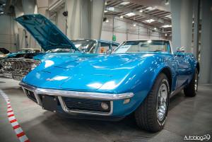Auto Nostalgia 2015 - 22 - klasyczny Chevrolet Corvette